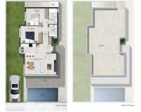 2 bedroom house / villa for sale in Murcia City, Costa Calida