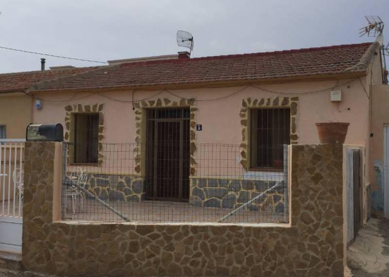 For sale: 2 bedroom finca in San Javier