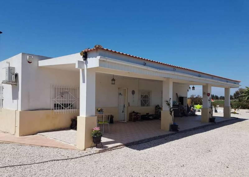 For sale: 4 bedroom finca in San Fulgencio