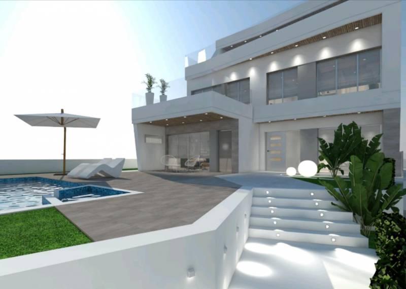 For sale: 4 bedroom house / villa in Campoamor, Costa Blanca