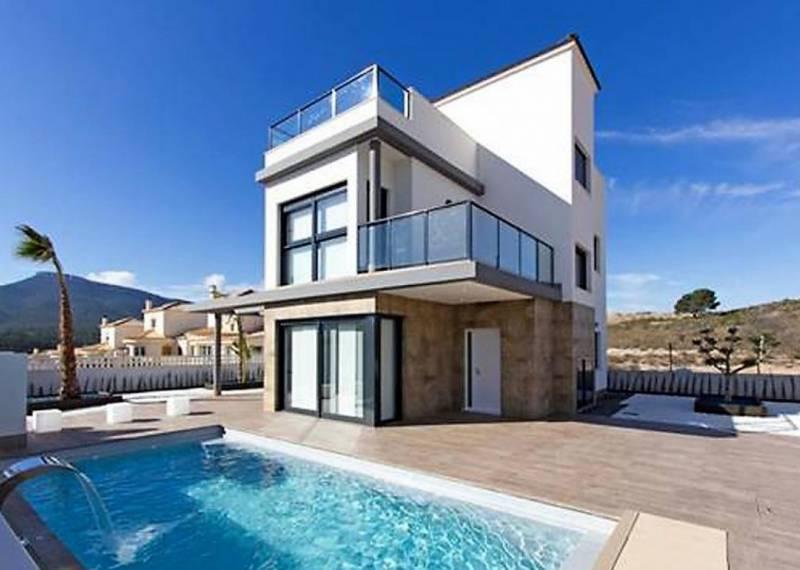 For sale: 4 bedroom house / villa in Castalla