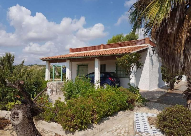 For sale: 2 bedroom finca in El Rebolledo, Costa Blanca