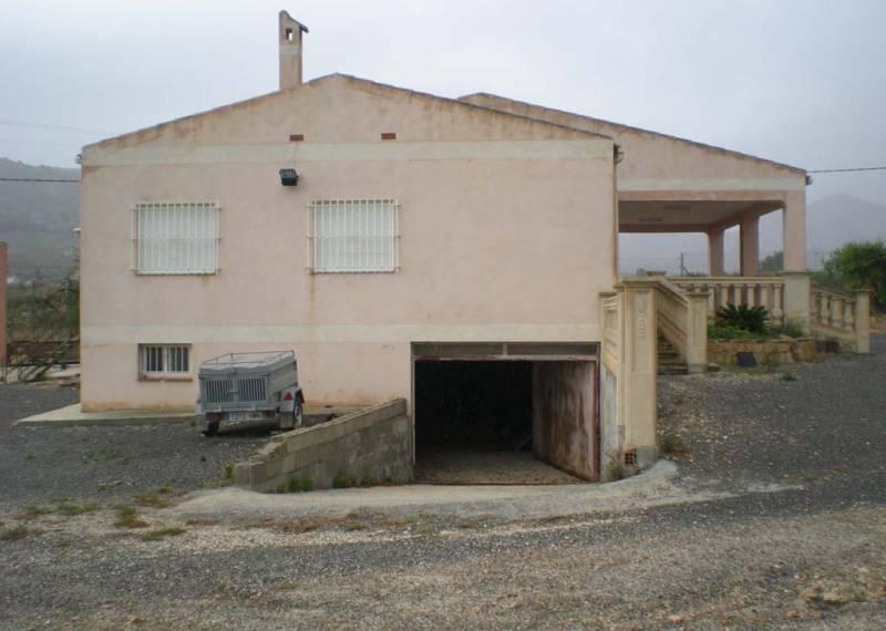 For sale: 4 bedroom finca in Crevillente