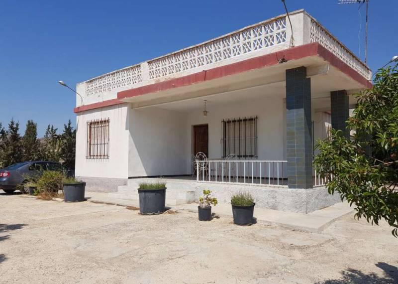 For sale: 3 bedroom finca in Elche, Costa Blanca