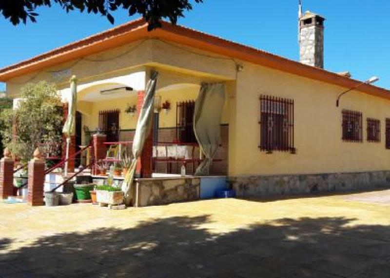For sale: 4 bedroom finca in San Vicente del Raspeig