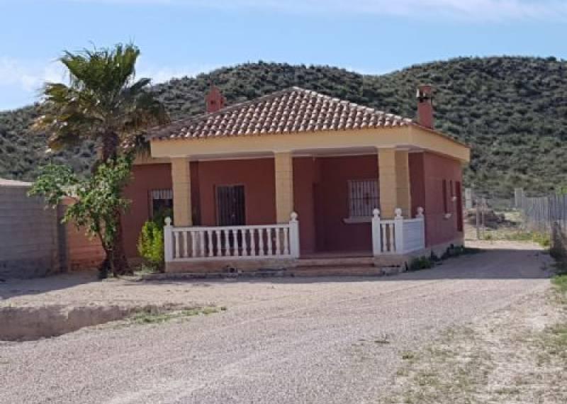 For sale: 3 bedroom finca in Macisvenda, Costa Calida
