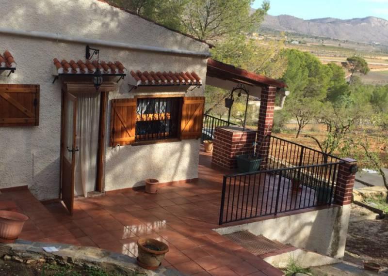 For sale: 4 bedroom house / villa in Hondón de las Nieves