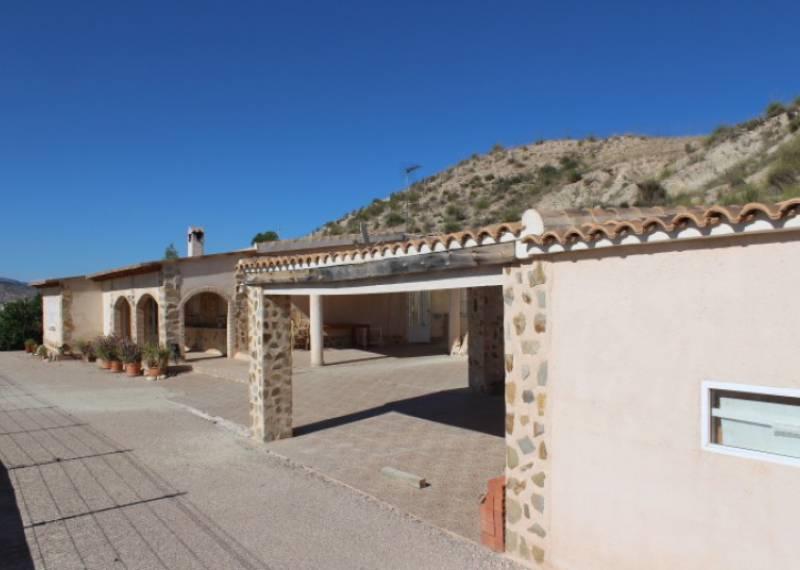 For sale: 3 bedroom house / villa in Fortuna, Costa Calida