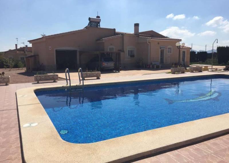 For sale: 3 bedroom house / villa in Albatera