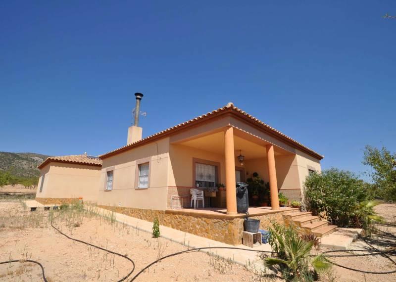 For sale: 2 bedroom house / villa in Monóvar, Costa Blanca
