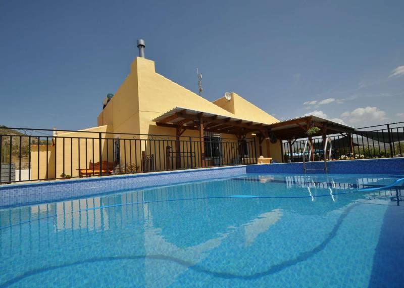 For sale: 3 bedroom house / villa in Sax, Costa Blanca
