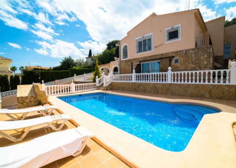 For sale: 4 bedroom house / villa in Moraira