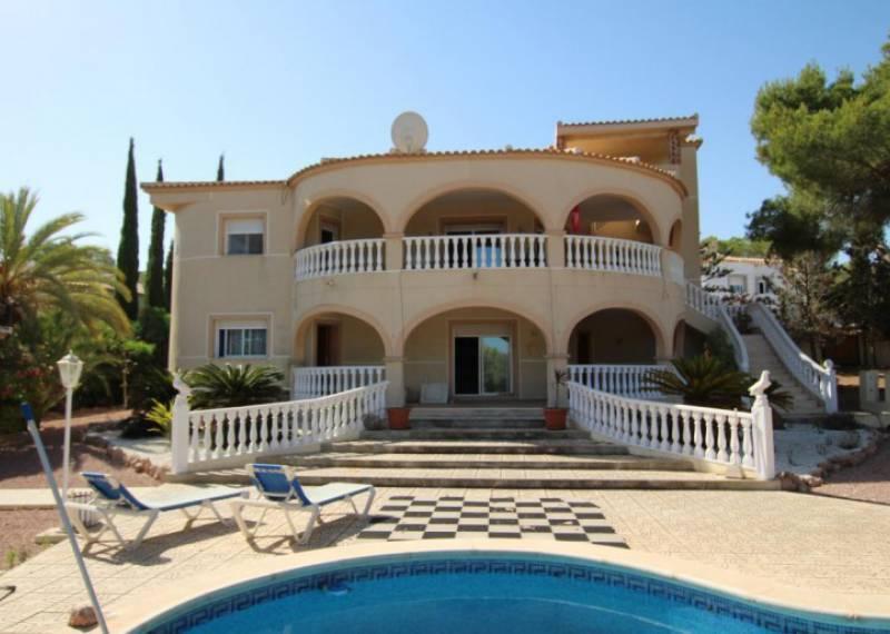 For sale: 7 bedroom house / villa in San Miguel de Salinas, Costa Blanca
