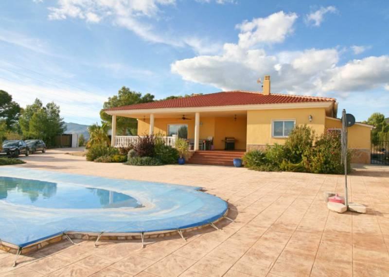 For sale: 4 bedroom house / villa in Castalla, Costa Blanca