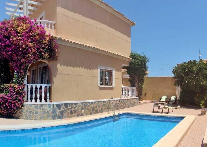 For sale: 4 bedroom house / villa in Ciudad Quesada