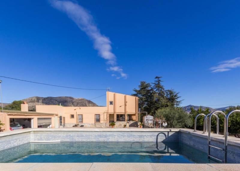 For sale: 6 bedroom finca in Elda, Costa Blanca