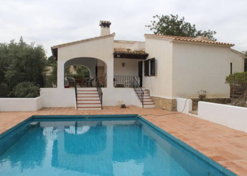 For sale: 3 bedroom house / villa in Moraira