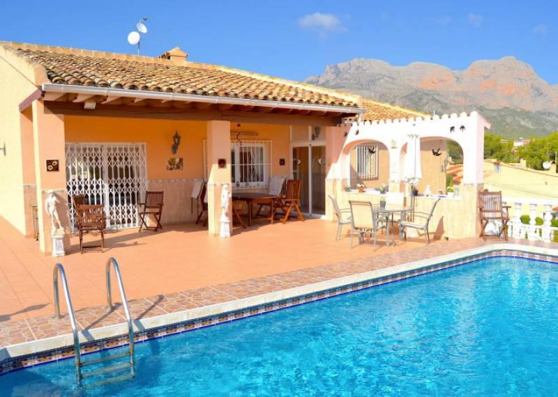 For sale: 2 bedroom house / villa in La Nucía, Costa Blanca
