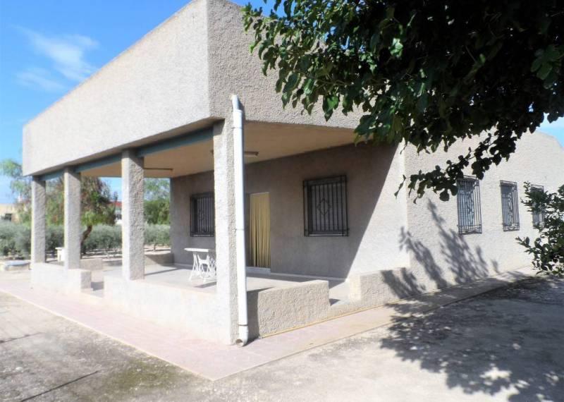 For sale: 3 bedroom finca in Crevillente