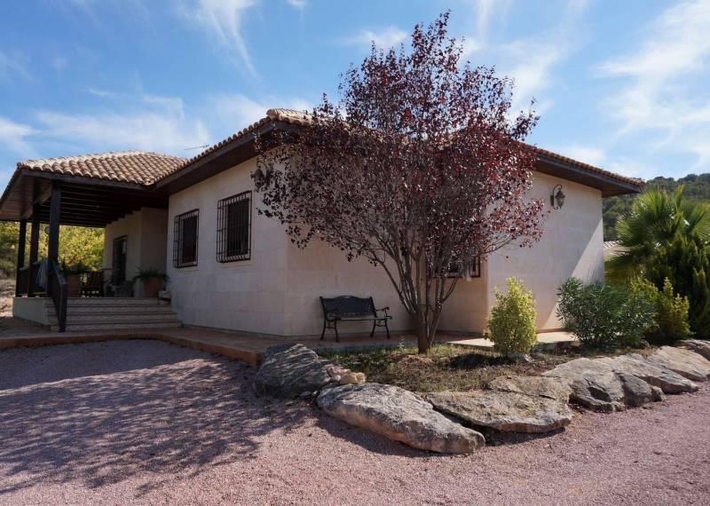 For sale: 4 bedroom house / villa in Monóvar, Costa Blanca