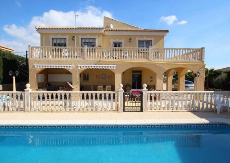 For sale: 6 bedroom house / villa in Fortuna, Costa Calida
