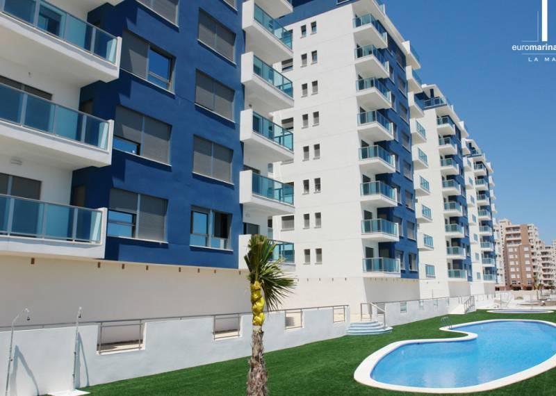 For sale: 4 bedroom apartment / flat in La Manga del Mar Menor