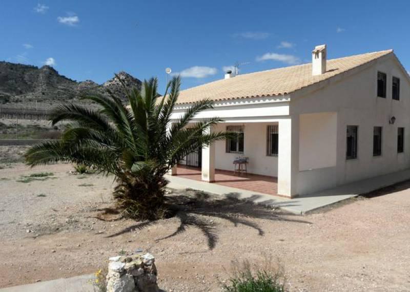 For sale: 5 bedroom finca in Aspe