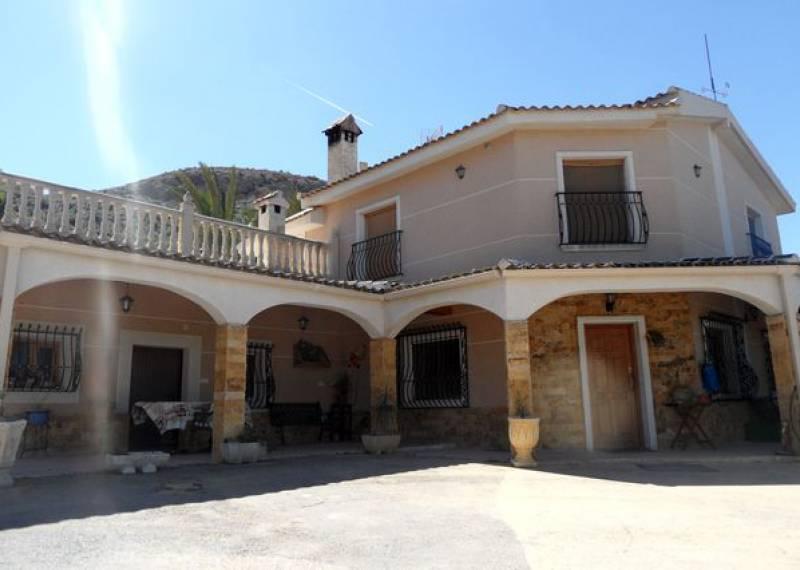 For sale: 5 bedroom house / villa in Aspe