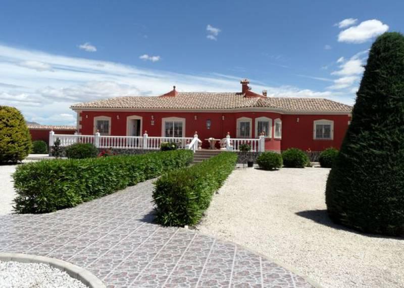 For sale: 3 bedroom house / villa in Hondón de los Frailes