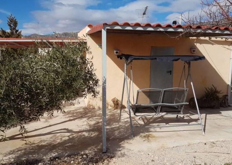 For sale: Finca in Hondón de las Nieves, Costa Blanca