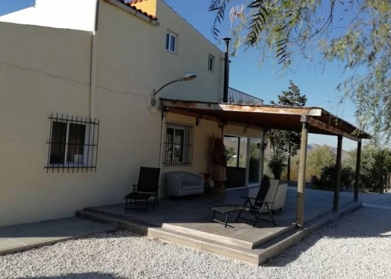 For sale: 6 bedroom finca in Hondón de los Frailes