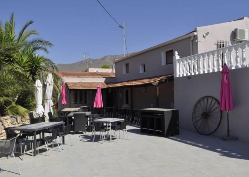 For sale: 6 bedroom finca in Hondón de las Nieves, Costa Blanca