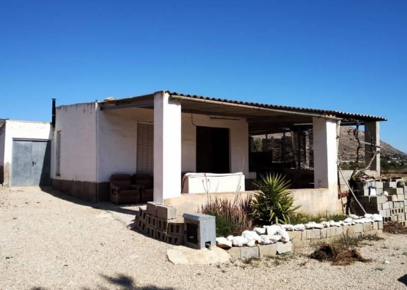 For sale: 1 bedroom finca in Hondón de las Nieves, Costa Blanca