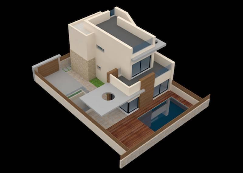 For sale: 3 bedroom house / villa in Los Montesinos, Costa Blanca