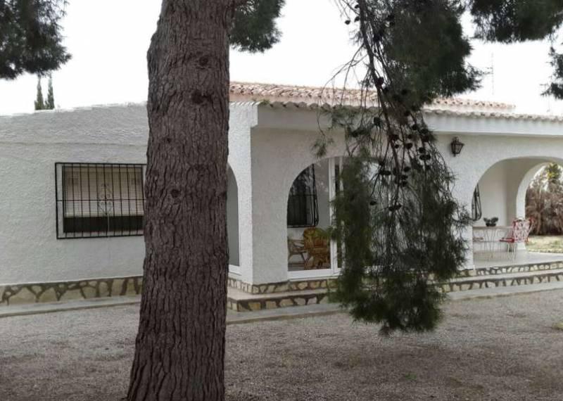 For sale: 3 bedroom finca in San Vicente del Raspeig, Costa Blanca