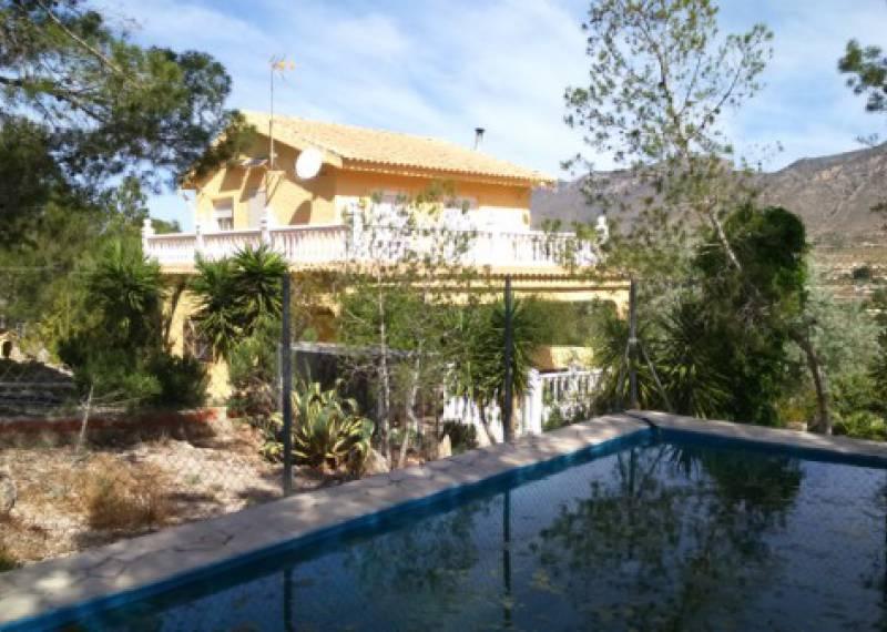 For sale: 5 bedroom finca in Hondón de las Nieves, Costa Blanca