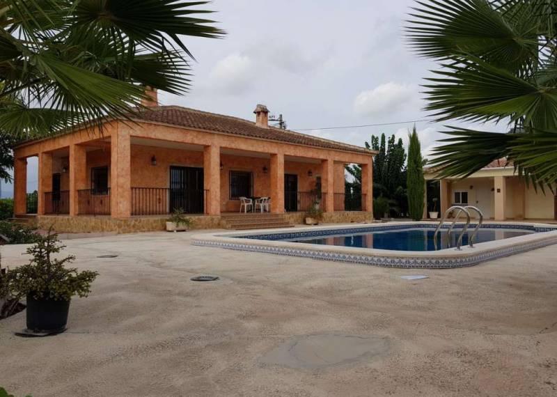 For sale: 4 bedroom house / villa in Rafal, Costa Blanca